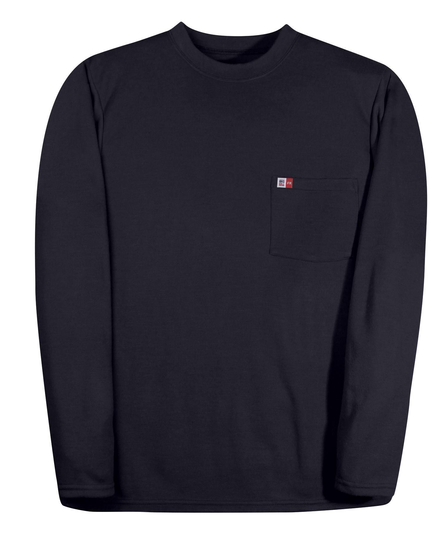 5.2 oz Polartec Power Dry® T-Shirt Long Sleeve-BIG BILL