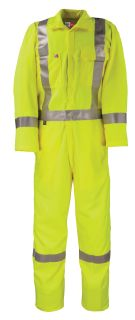 7 oz Tencate Tecasafe Plus Unlined Work Coverall-BIG BILL