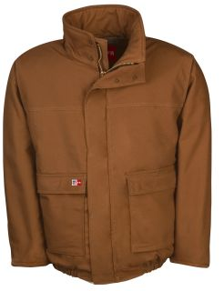 11 oz Westex UltraSoft Insulated Bomber Jacket-BIG BILL