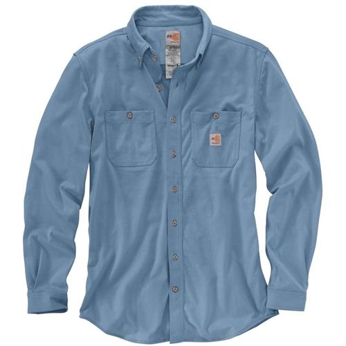 Mens Flame-Resistant Force Cotton Hybrid Shirt-