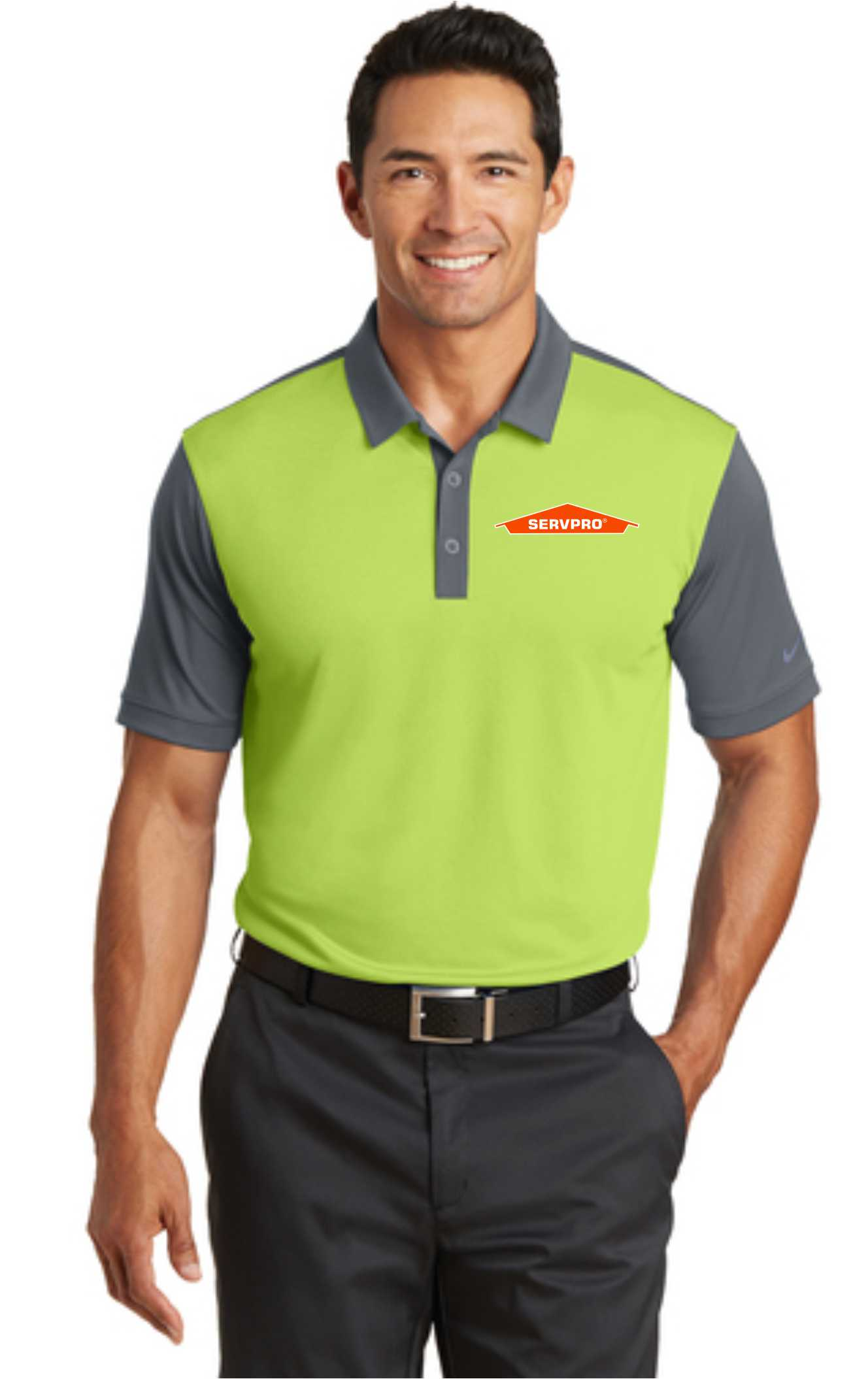 Nike Dri-FIT Colorblock Icon Modern Fit Polo-servproperfectfit