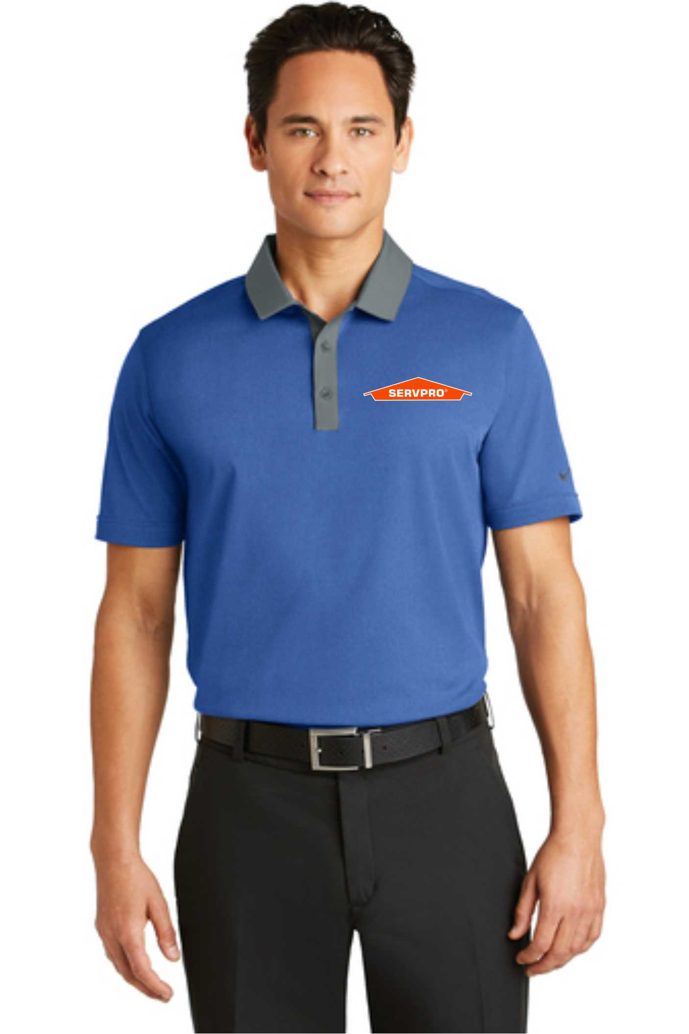 Nike Dri-FIT Heather Pique Modern Fit Polo-servproperfectfit