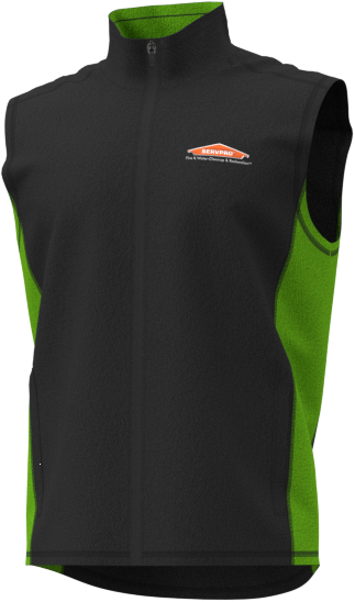 Hero Ready Gear Men's Microfleece Vest -servproperfectfit