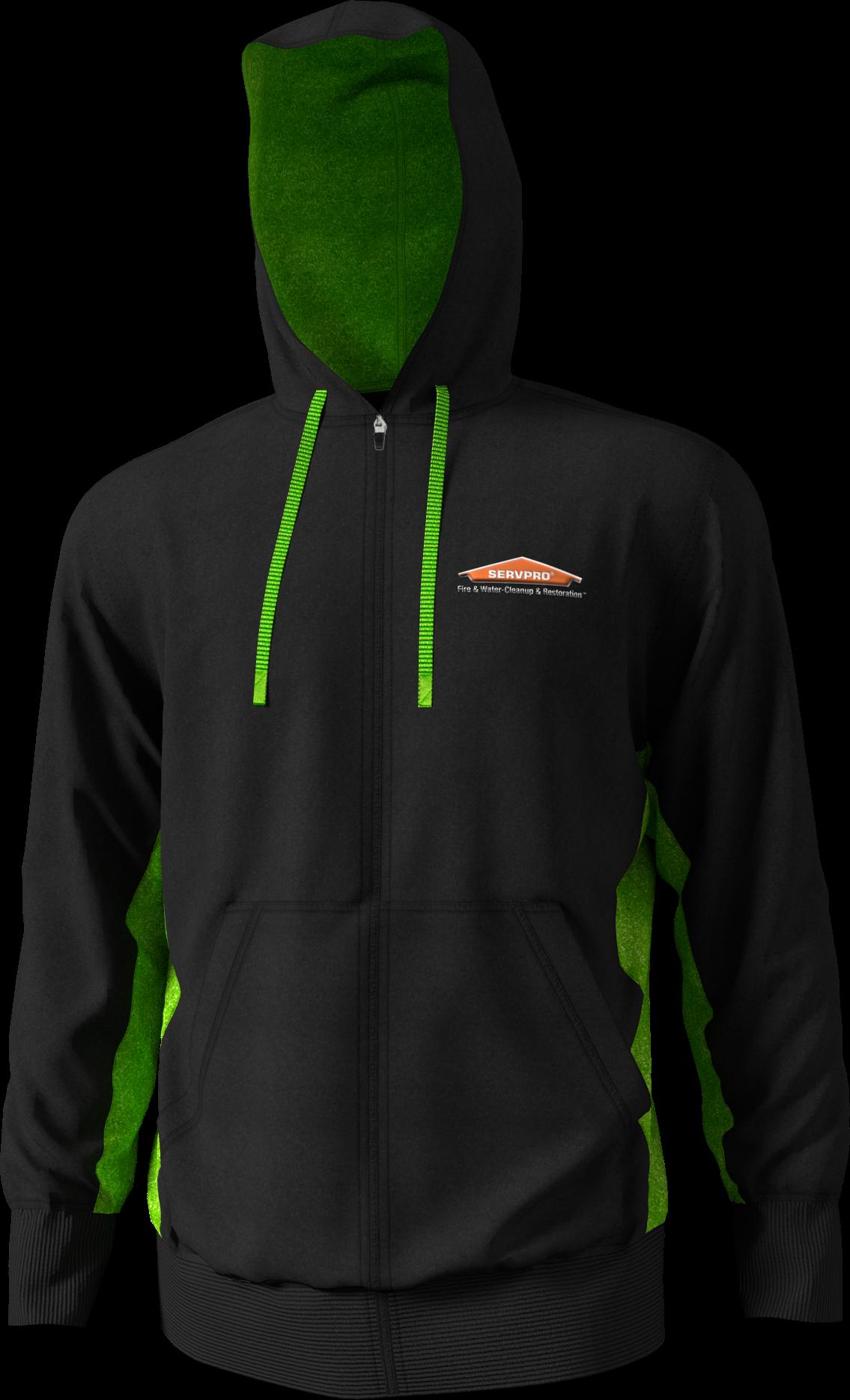 Hero Ready Gear Zipper Hooded Sweatshirt-