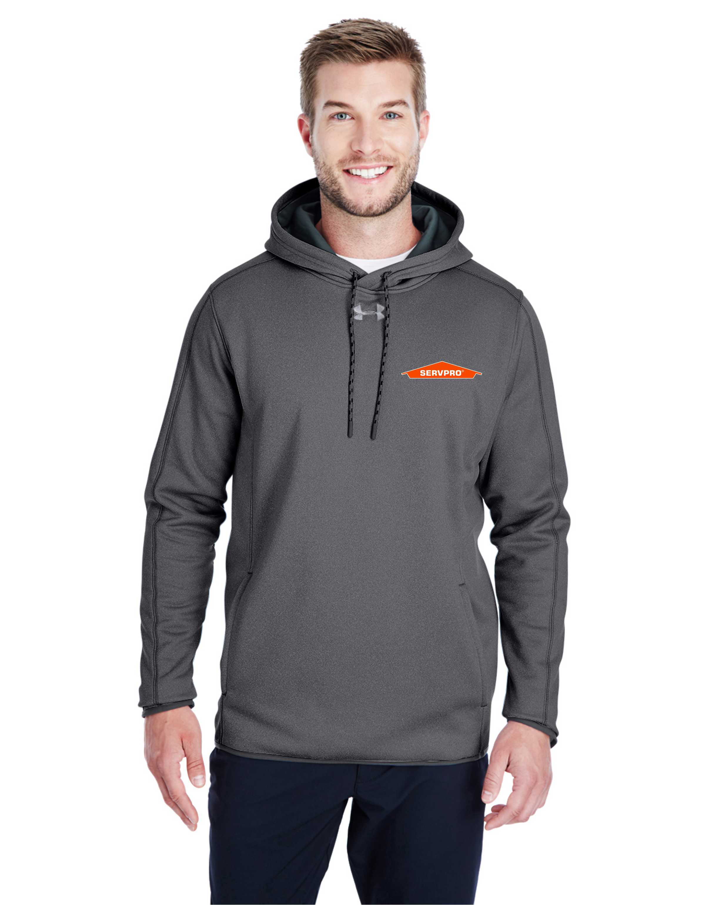 Under Armour Men's Double Threat Armour Fleece® Hoodie-servproperfectfit
