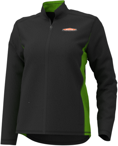 Hero Ready Gear Ladies Microfleece Full Zip -