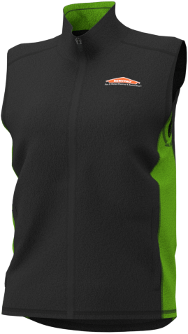 Hero Ready Gear Ladies Microfleece Vest  -