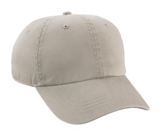 Washed Chino Twill Cap-