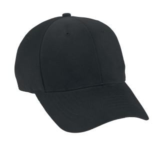 4-Way Stretch Deluxe Brushed Twill Cap-
