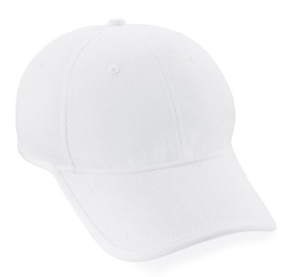Performance Pique Rolled Edge Cap-