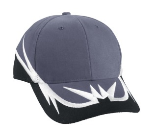 Deluxe Heavy Brushed Twill Embroidered Cap-