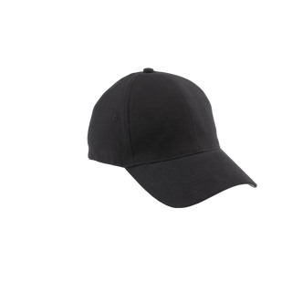 Two-Way Stretch Brushed Twill Cap-