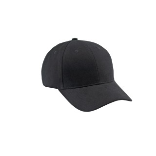 Deluxe Heavy Brushed Twill Cap-