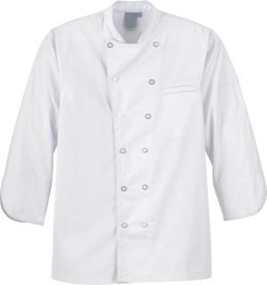 Unisex Deluxe Chef's Coat-Ash City