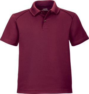 Youth Snag Protection Solid Polo-