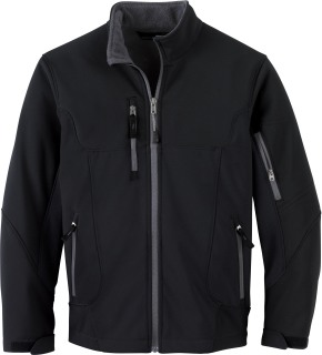 Youth Color-Block Soft Shell Jacket-