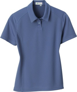 Ladie's Recycled Polyester Performance Birdseye Polo-