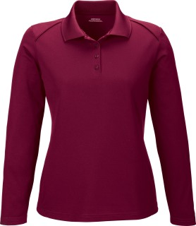 Armour Ladie's Eperformance™ Snag Protection Long Sleeves Polo-