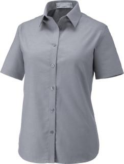 Maldon Ladie's Short Sleeve Oxford Shirt-