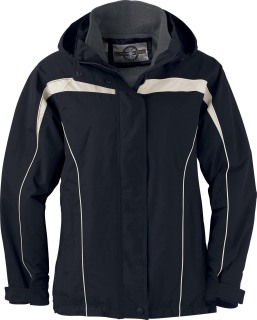 Ladie's 3-In-1 Jacket With Detachable Jacket Liner-Ash City