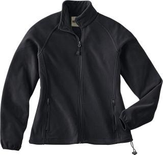 Ladie's Microfleece Unlined Jacket-