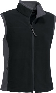 Ladie's Microfleece Vest-