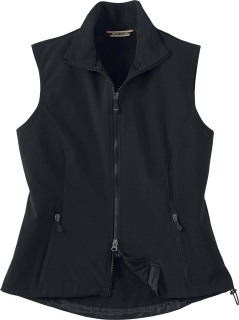 Ladie's Soft Shell Performance Vest-