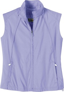 Ladie's Full-Zip Lightweight Windvest-