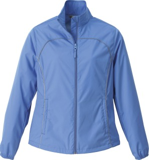 Ladie's Lightweight Recycled Polyester Jacket-