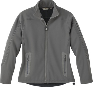 Ladie's Soft Shell Technical Jacket-