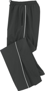 Ladie's Woven Twill Athletic Pants-Ash City