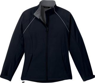 Ladie's Lightweight Soft Shell Jacket-
