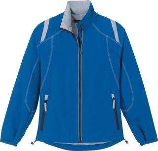 Ladie's Lightweight Color-Block Jacket-
