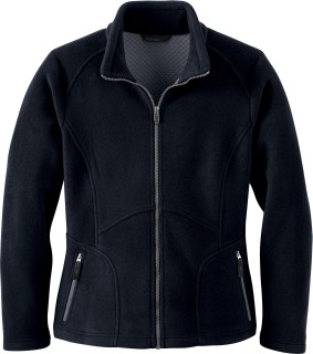 Ladie's Bonded Jacquard Fleece Jacket-