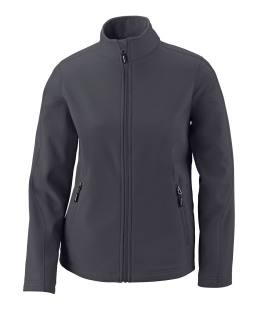 Cruise Core365™ Ladie's 2-Layer Fleece Bonded Soft Shell Jacket-