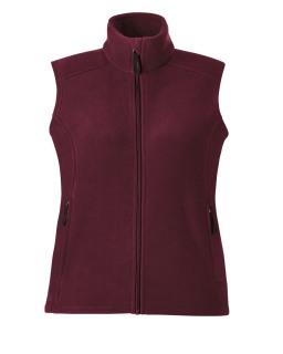 New Journey Core 365tm Ladie's Fleece Vests-