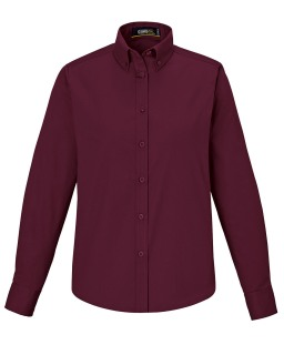 New Operate Core 365tm Ladie's Long Sleeve Twill Shirts-