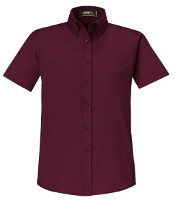 New Optimum Core 365tm Ladie's Short Sleeve Twill Shirts-