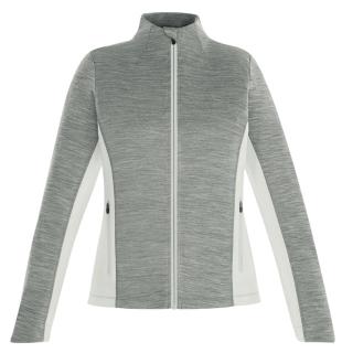 New Shuffle Ladie's performance Melange Interlock Jackets-