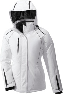 Ladie's Insulated Seam-Sealed Jacket-