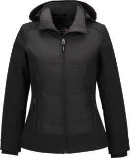Neo Ladie's Insulated Hybrid Soft Shell Jackets-
