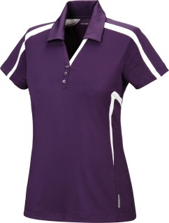Accelerate Ladie's Utk Cool.Logik™ Performance Polo-