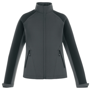 New borough Ladie's lightweight Jacket With Laser Perforation-Ash City