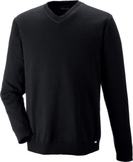 Merton Men's Soft Touch V-Neck Sweater-