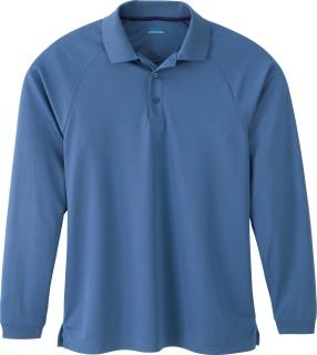 Men's Long Sleeve Eperformance Pique Polo-