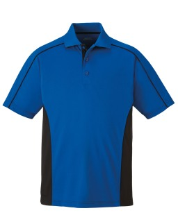 85113T New Fuse Polos Men's Snag Protection Plus Color-Block Polos-