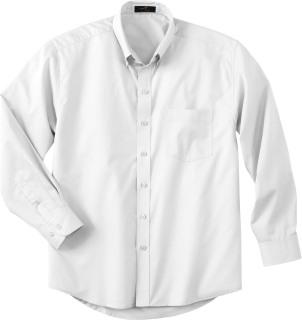 Men's Long Sleeve Twill Shirt-
