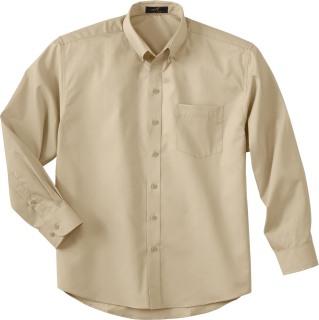 Men's Long Sleeve Shirt With Teflon-Ash City
