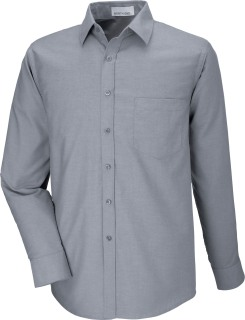 Windsor Men's Long Sleeve Oxford Shirt-