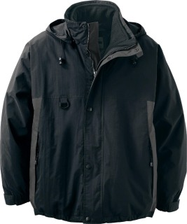 Men's 3-In-1 Mid-Length Jacket-